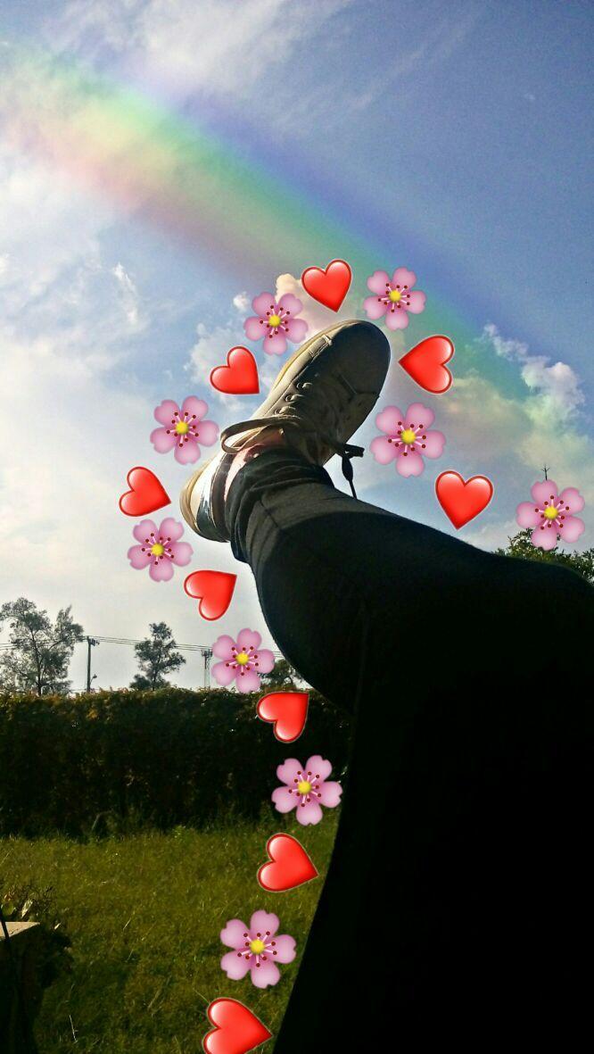 Photo of #Snap #Tumblr #rainbow #snapchat