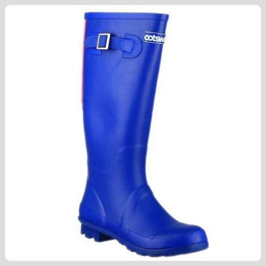 Cotswold Damen Gummistiefel Highgrove (36 EUR) (Blau) uqywFh