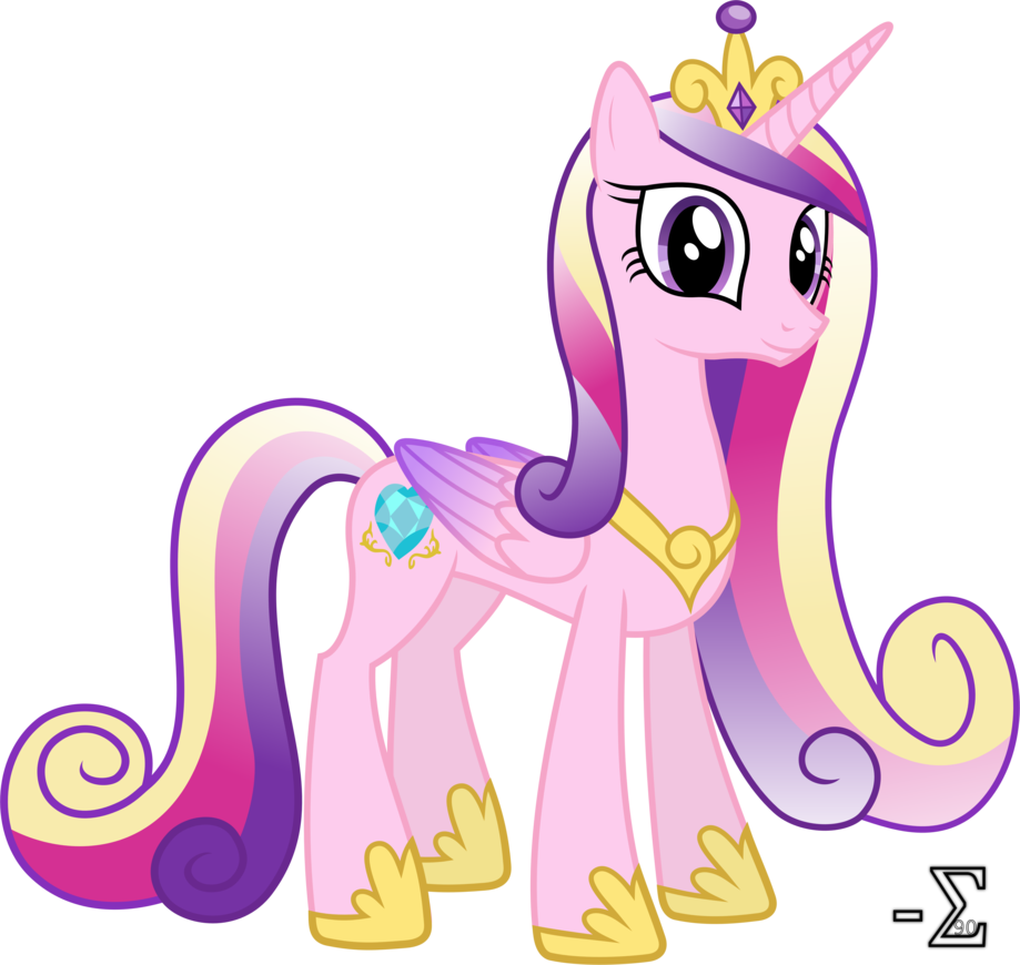 Adorable Princess Cadance By 90sigma My Little Pony Mlp Princess Cadence Wedding Printable