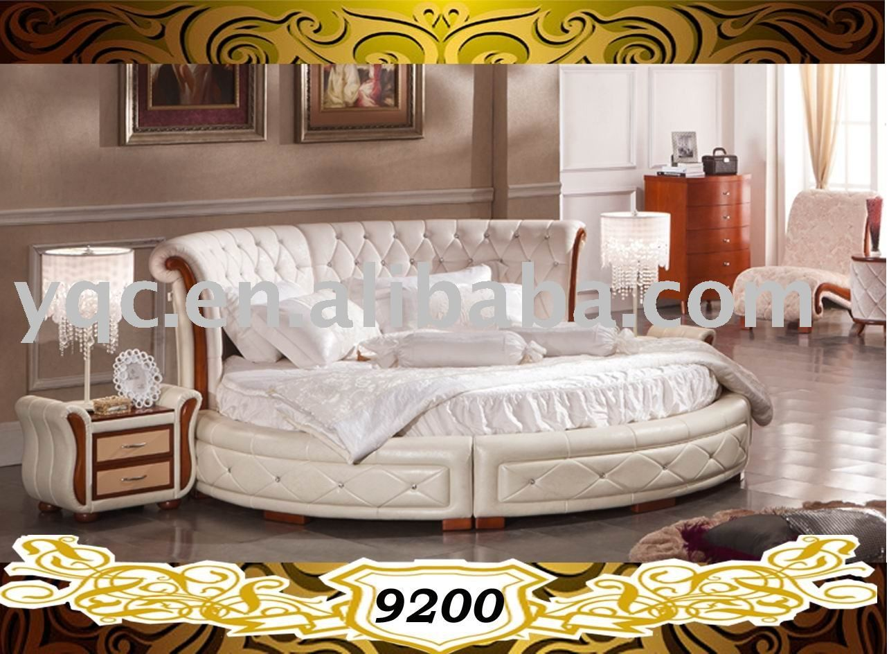 Pin by AmandaIRL on Bedroom Dreams Round beds, Bed, Bed