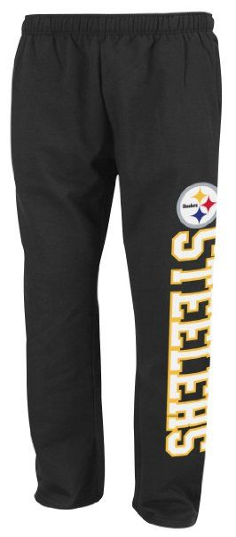 sports shoes 7362c 2d4ad NFL Pittsburgh Steelers Shuffle Left Fleece Pant Men's ...