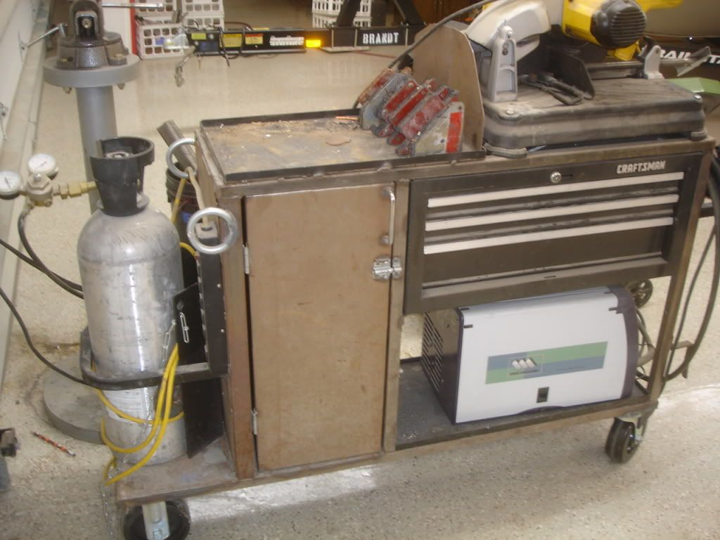 Building A Welding Cart Looking For Ideas Amp Guidance