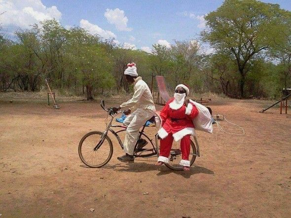 Christmas In South Africa Images.Father Christmas South Africa Santa Claus Just In South