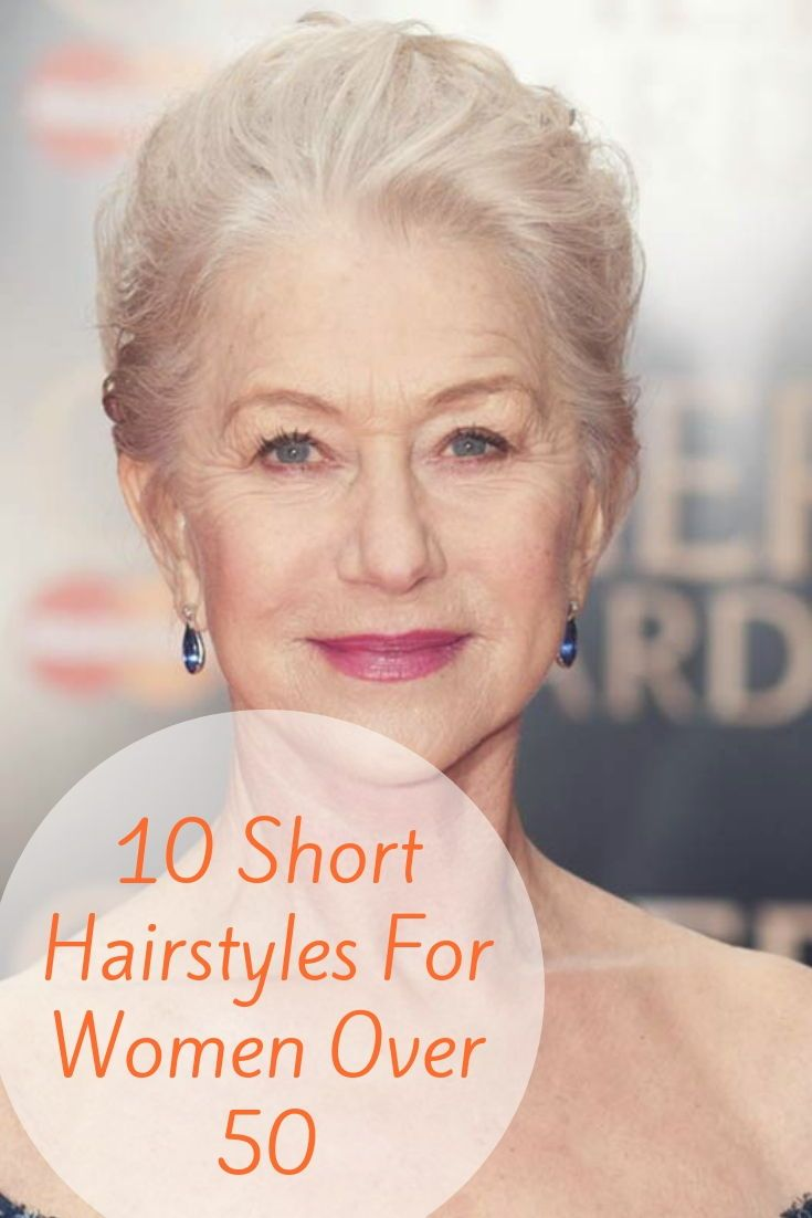 stunningly beautiful short hairstyles for women over