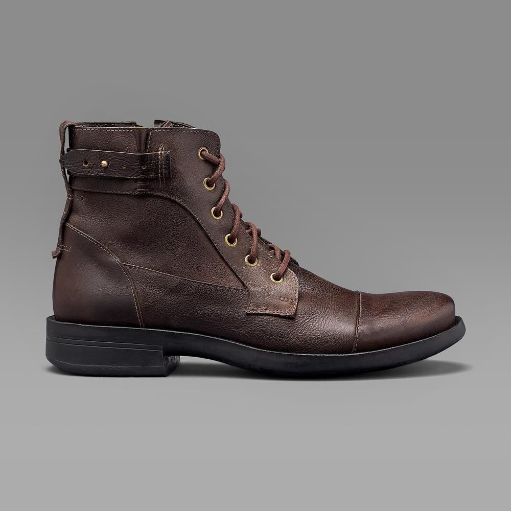 d81fff85a BOTA MASCULINA BM 67 - BRUNO | Botas masculinas | Combat boots ...