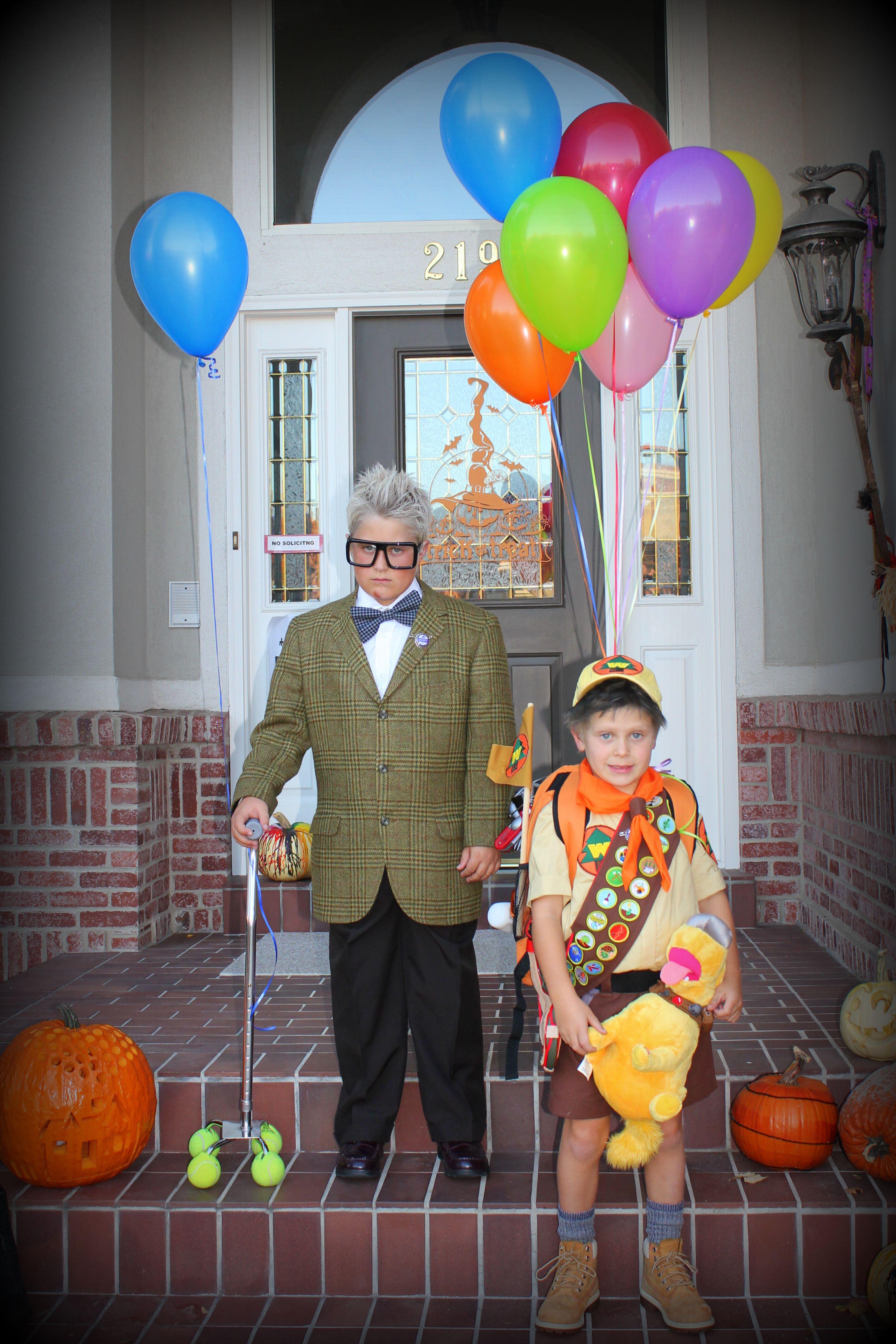 3 UP Darling Carl Russell Halloween Costumes Disney