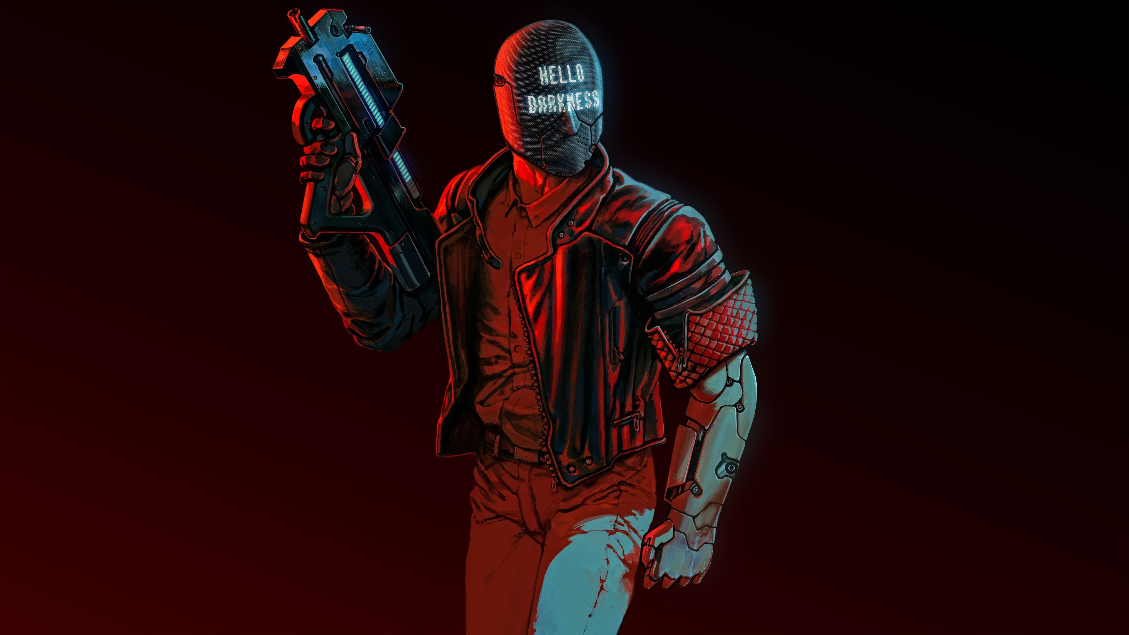 3840x2160 Ruiner 4k Awesome Wallpaper Hd Gaming Wallpapers Best Gaming Wallpapers 4k Gaming Wallpaper