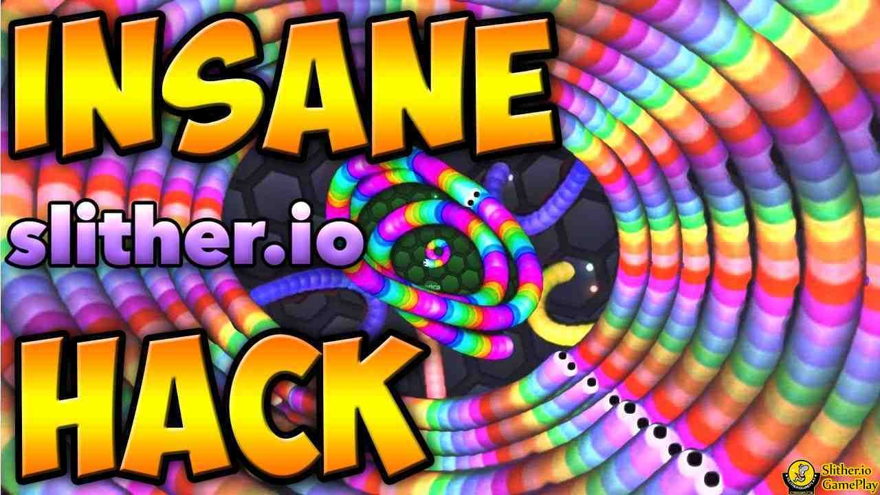 Slither Io Mods Bots Have A Different Taste For The Gamers In 2021 Slitherio Slither Io Hacks Tool Hacks