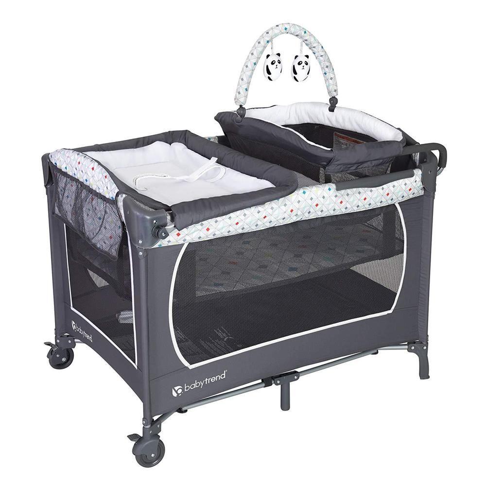 7c8b67d6c3a4 Baby Portable Bassinet Unisex Newborn Changin Playpen Infant Toddler Travel  Crib  BabyPortableBassinet