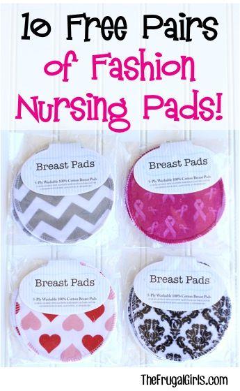 Free Fashion Nursing Pads In Baby Freebies Nursing Pads Reusable Nursing Pads Free Baby Stuff