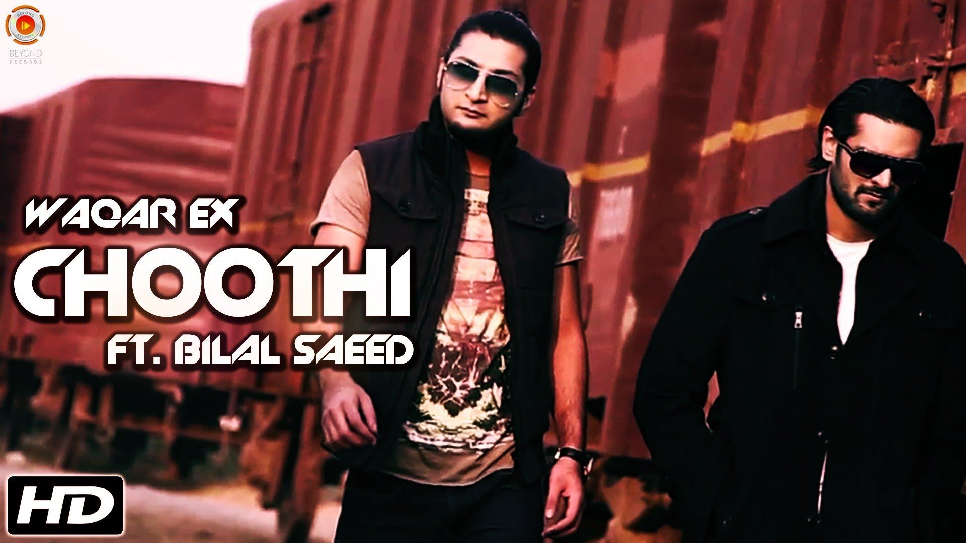 Bilal Saeed With His Latest Song Choothi Ft Waqar Ex New Punjabi Songs 2015 Music And Rap By Written