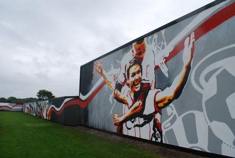 Football Graffiti  D Bf D Be D B D  D Ba  D B Google