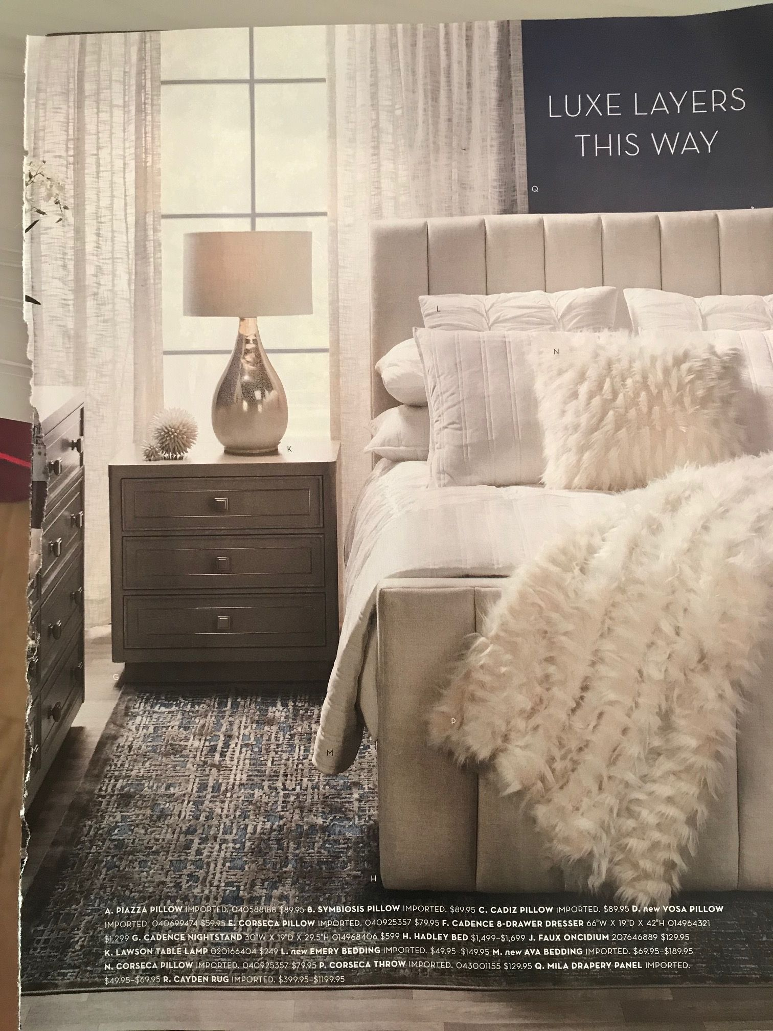 Pin by Deborahr on New Home Bedroom inspirations