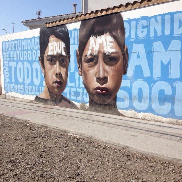 Mural, Antofagasta, Chile