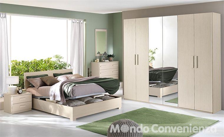 Camere da letto - Camere complete - Sirio - Mondo Convenienza - La ...