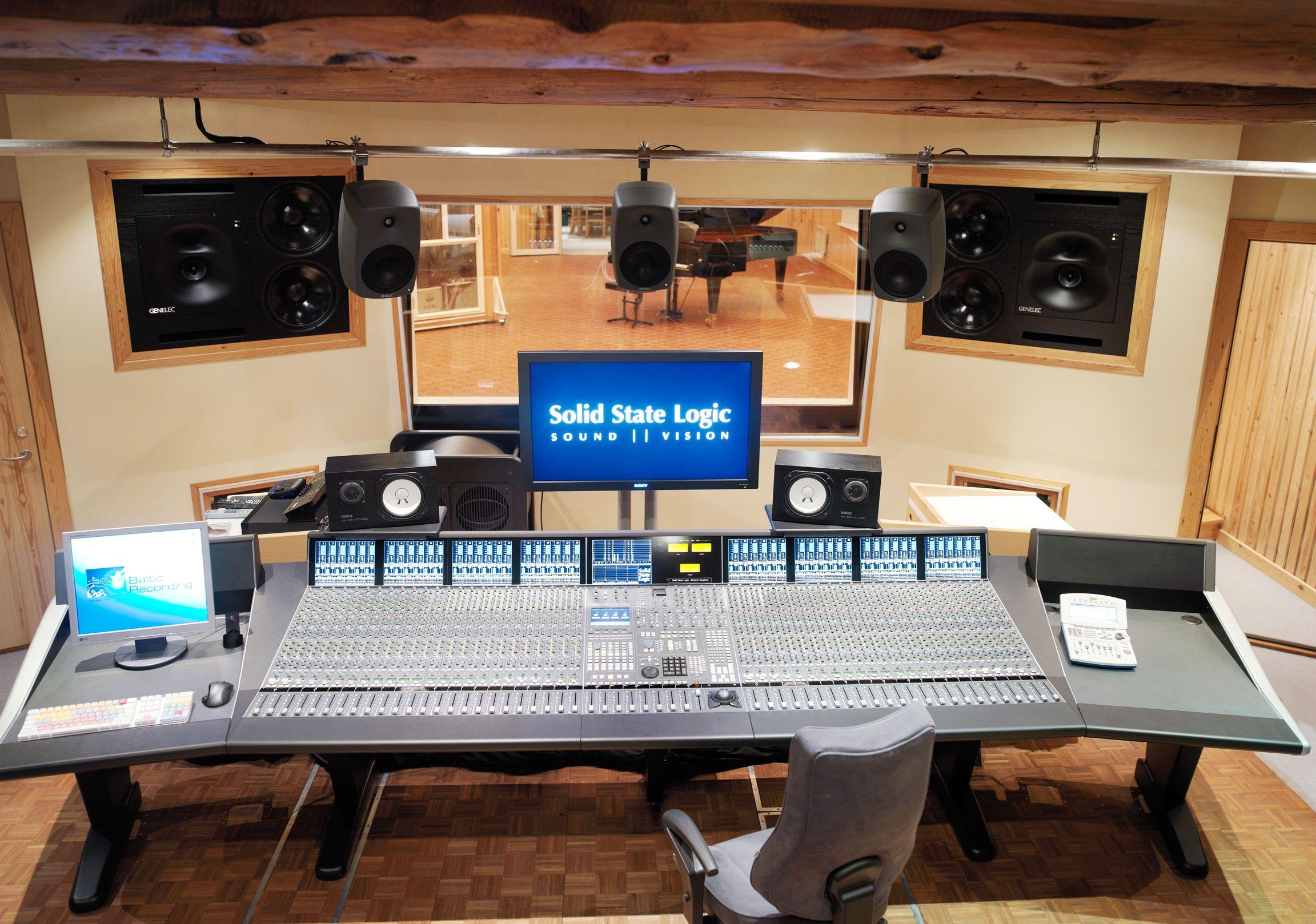 baltic recording studio denmark professional audio equipment in 2019 home studio music. Black Bedroom Furniture Sets. Home Design Ideas