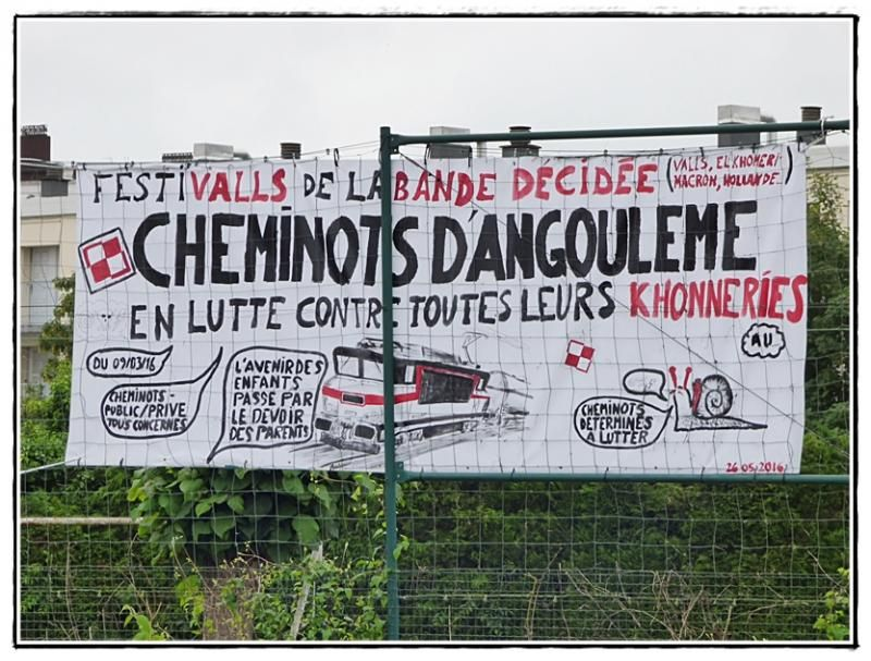 Humour en gare d'Angoulème - BLOG LA GUILLAUMETTE -