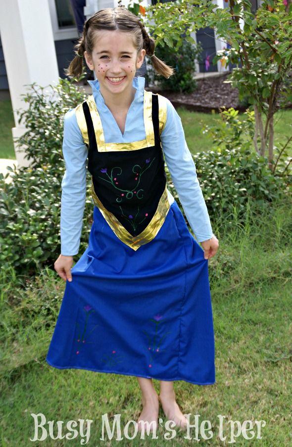 15 awesome diy princess anna costume tutorials for little girls 15 awesome diy princess anna costume tutorials for little girls solutioingenieria Choice Image