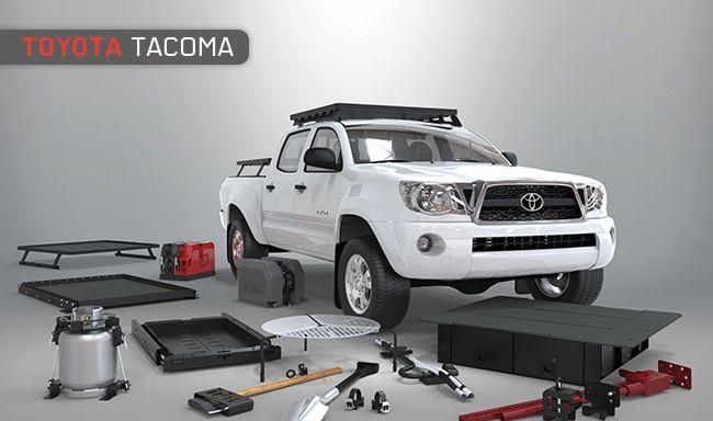 Toyota Tacoma Accessories