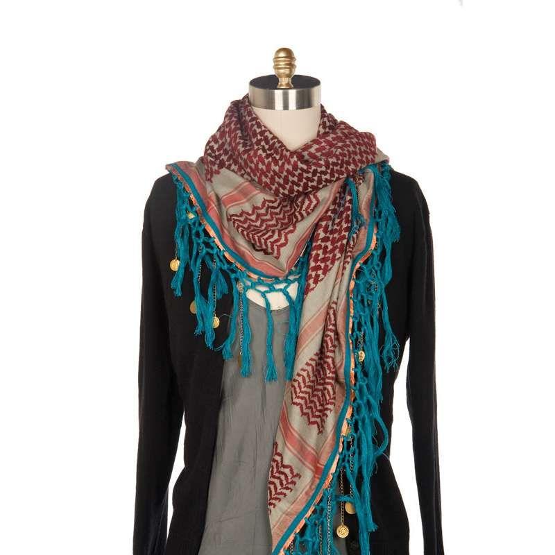 middle eastern inspired scarf sciarpa di libert 192