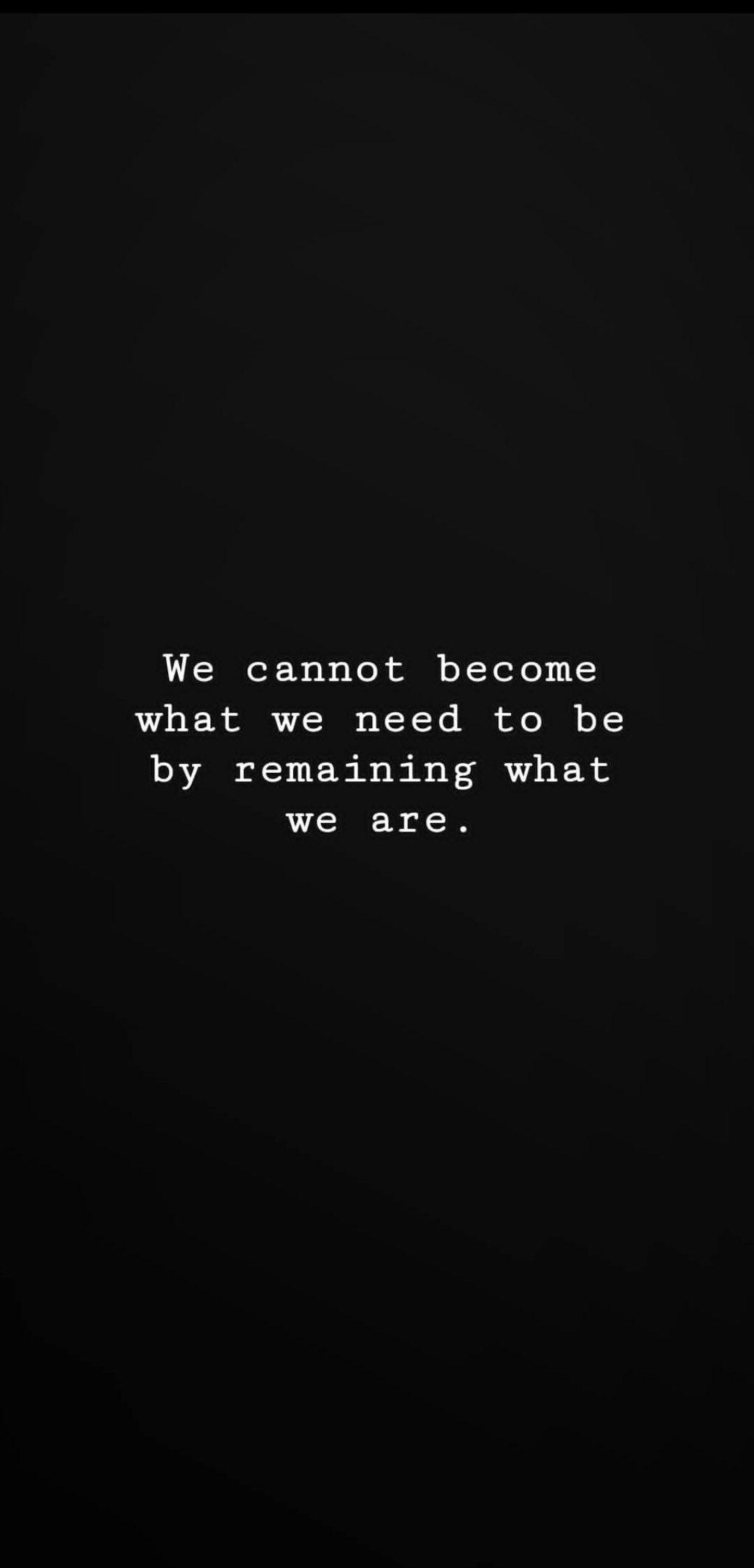 Change is mandatory ✨ quote quoteoftheday goodvibes