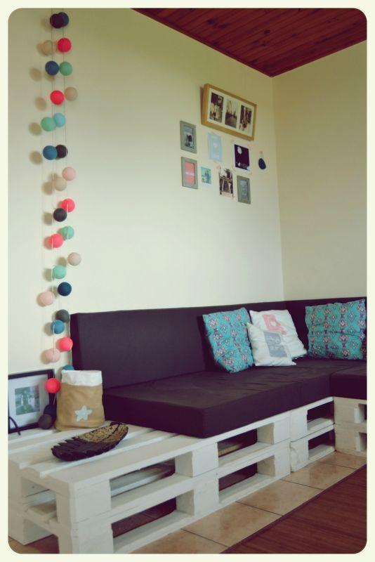 id e canap diy. Black Bedroom Furniture Sets. Home Design Ideas