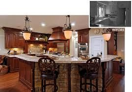 kitchen renovations before and after - Google Search