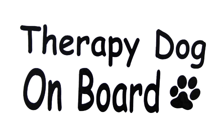 Therapy Dog Decals Therapy Dogs Therapy Dogs [ 800 x 1332 Pixel ]