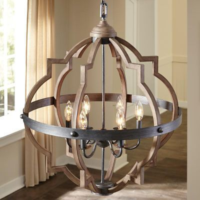 Socorro 6 Light Foyer Chandelier Eclairage Du Salon Eclairage D