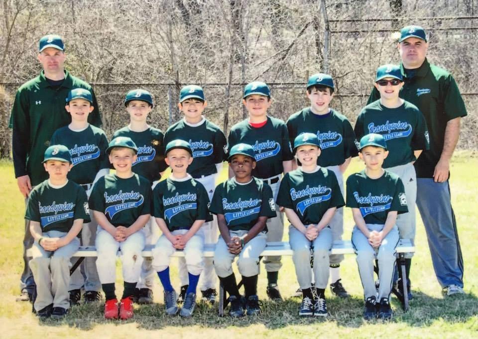 Bradywine Little League 2015 Little League Little League Baseball Youth Sports