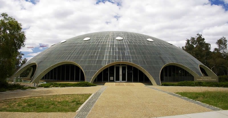 Australian Academy Of Science   The Shine Dome In Canberra, Australian  Capital Territory