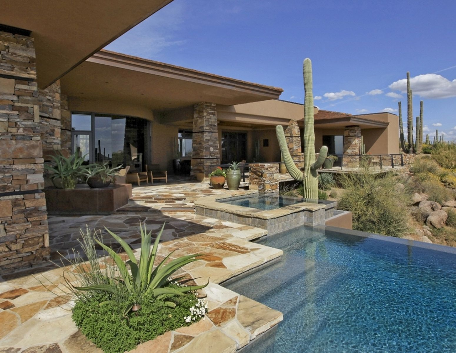 Urban design associates ltd architecture aia Modern desert landscaping ideas