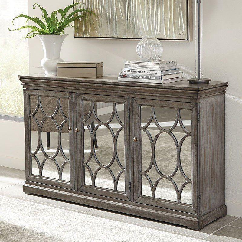 Best Antique Grey Accent Cabinet Coaster Fine Furniture 400 x 300
