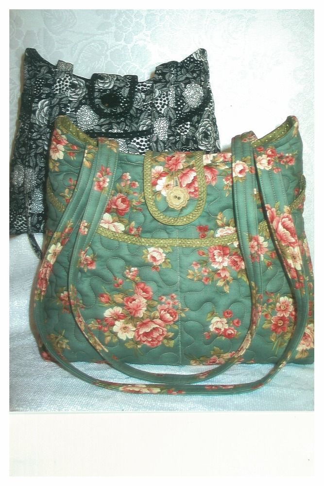 Free Quilted Purse Pattern | StitchesByKathleen — Quilted Purse ... : free quilted purse patterns to sew - Adamdwight.com