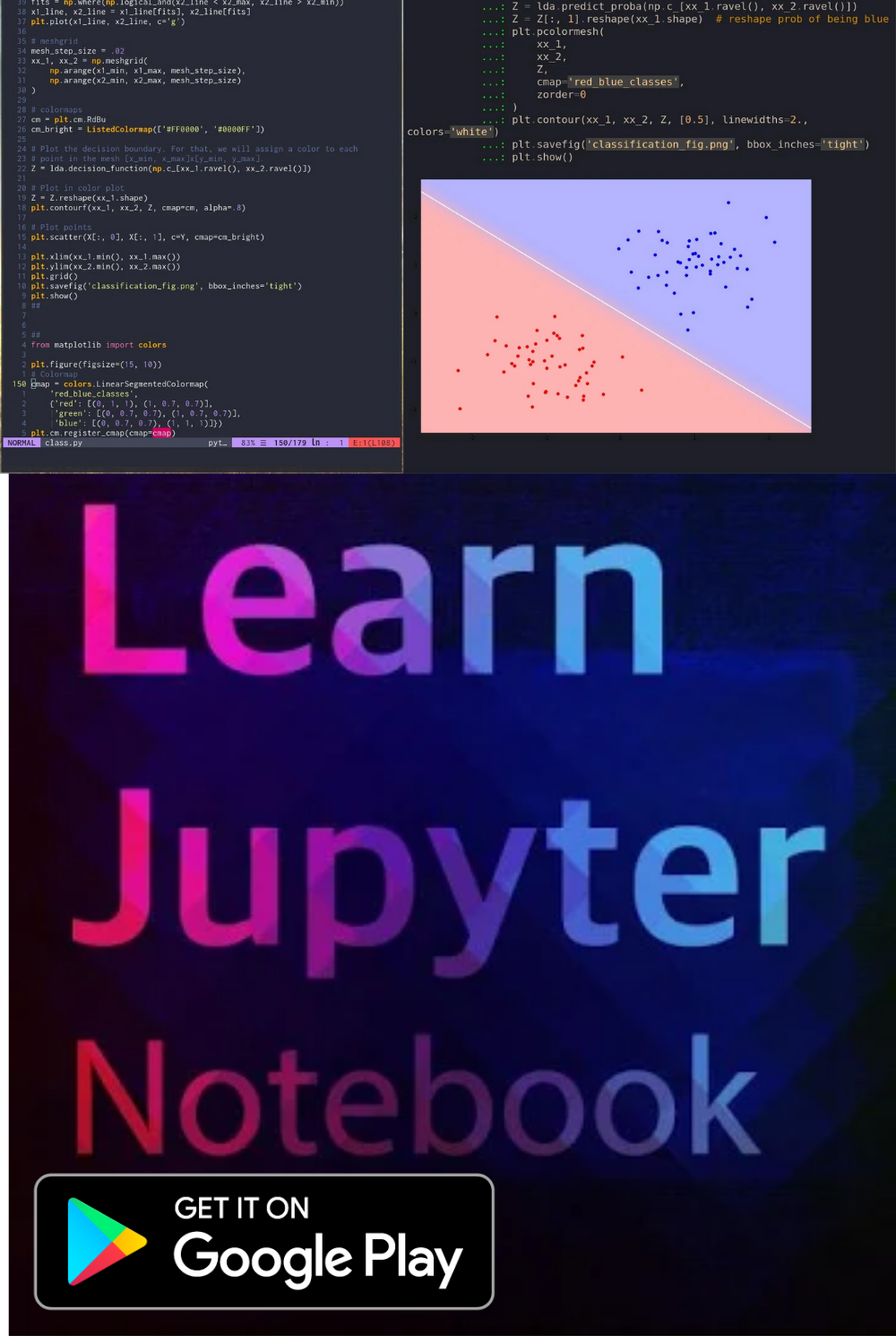 Learn Jupyter Notebook Android App Android Apps Software Apps App