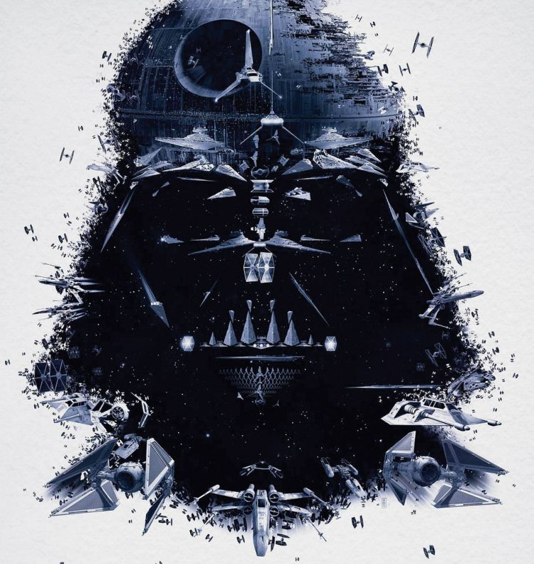 New Star Wars Identities Portraits are Awesome!