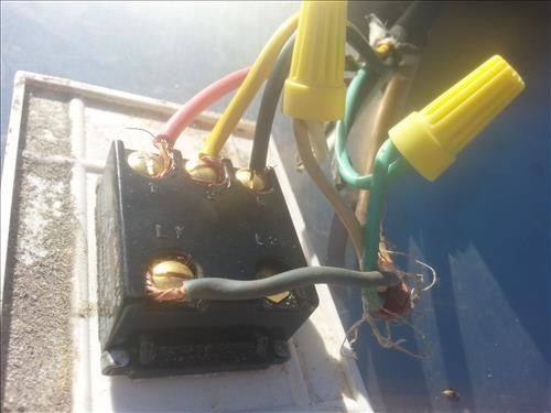 evaporative swamp cooler switch thermostat wiring  swamp