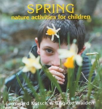 Spring Nature Activities for Children book cover