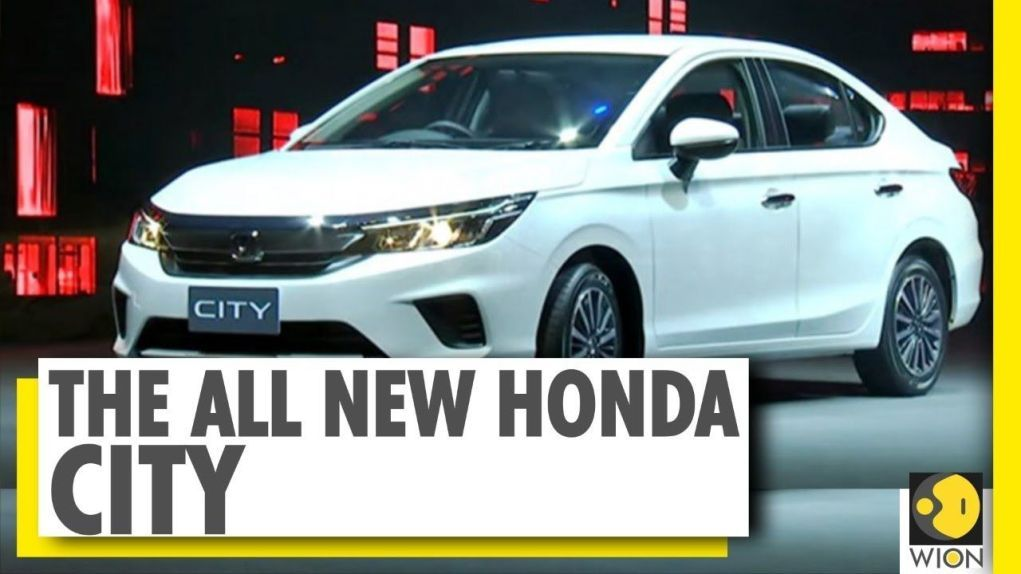 Wion Pitstop New 2020 Honda City Review In 2020 Honda City Honda New Honda