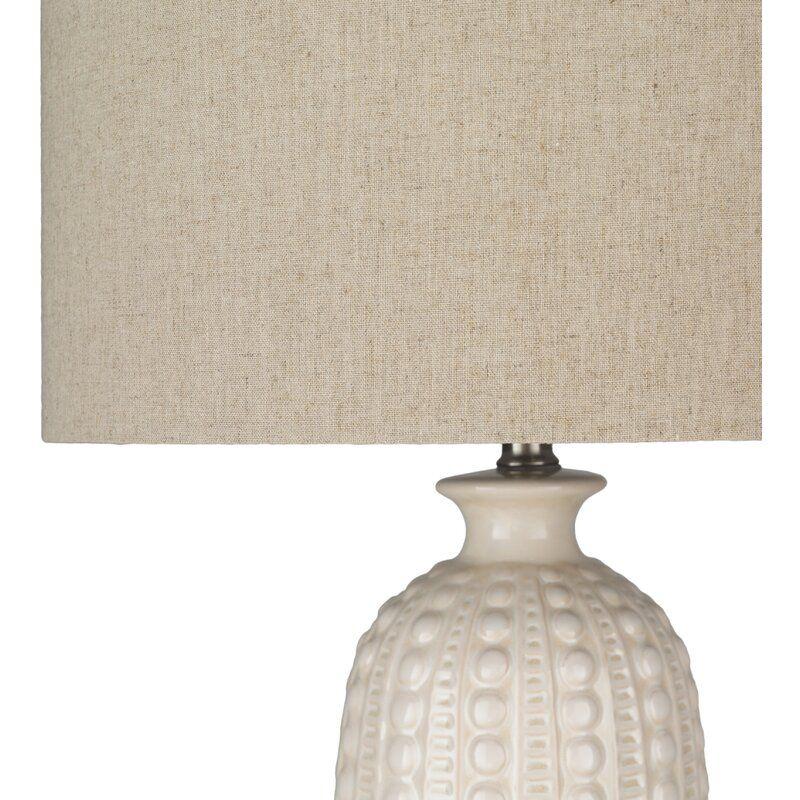 Heerenveen 29 Table Lamp Reviews Allmodern Table Lamp Lamp White Table Lamp