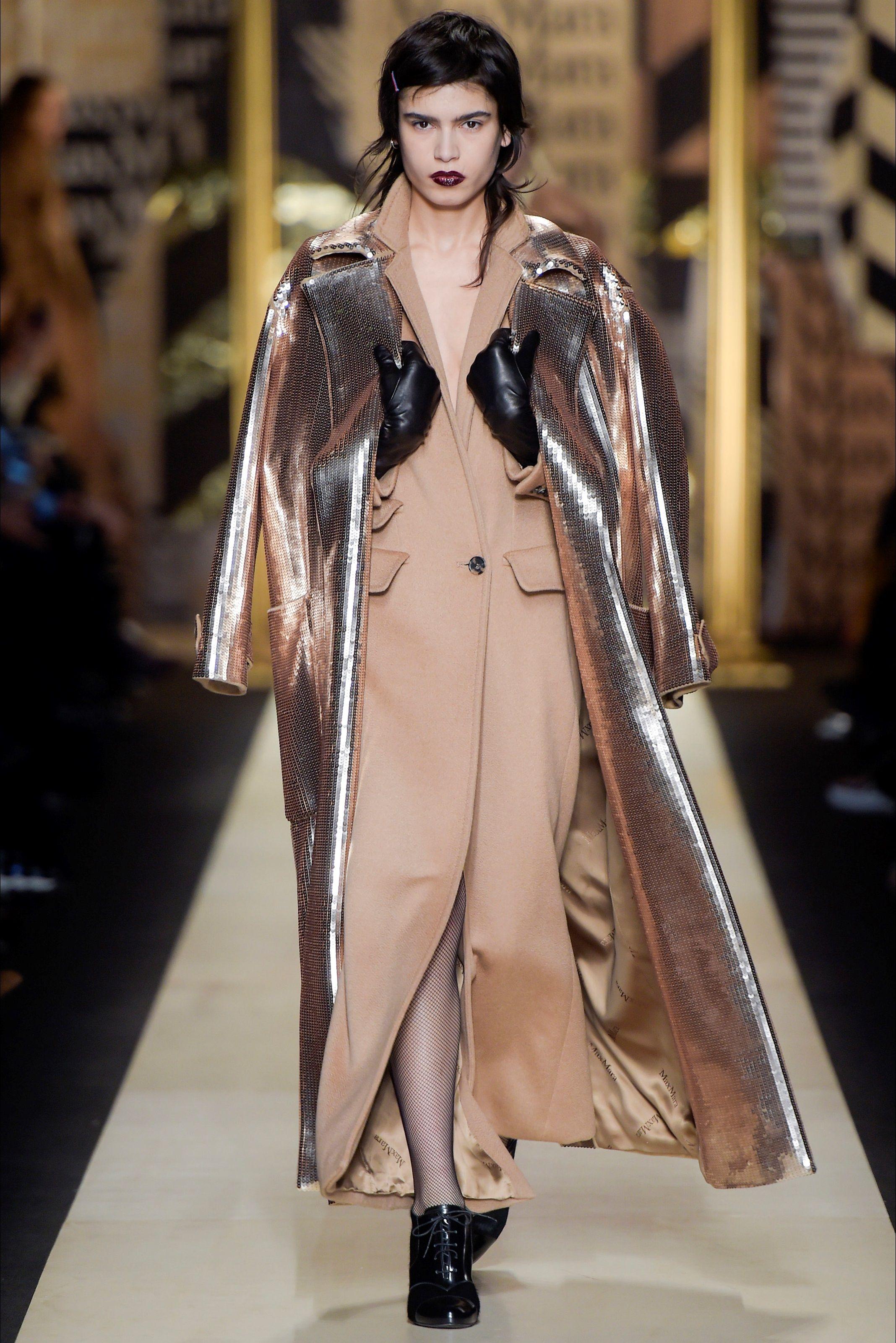 a07ae742f4c6 Sfilata Max Mara Milano - Collezioni Autunno Inverno 2016-17 - Vogue ...