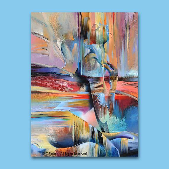 CORDE - Fine Art Print sur papier texturé ou toile - édition limitée