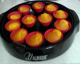 Jean N Made These Delicious Cupcakes In The Nuwave Pro Using The