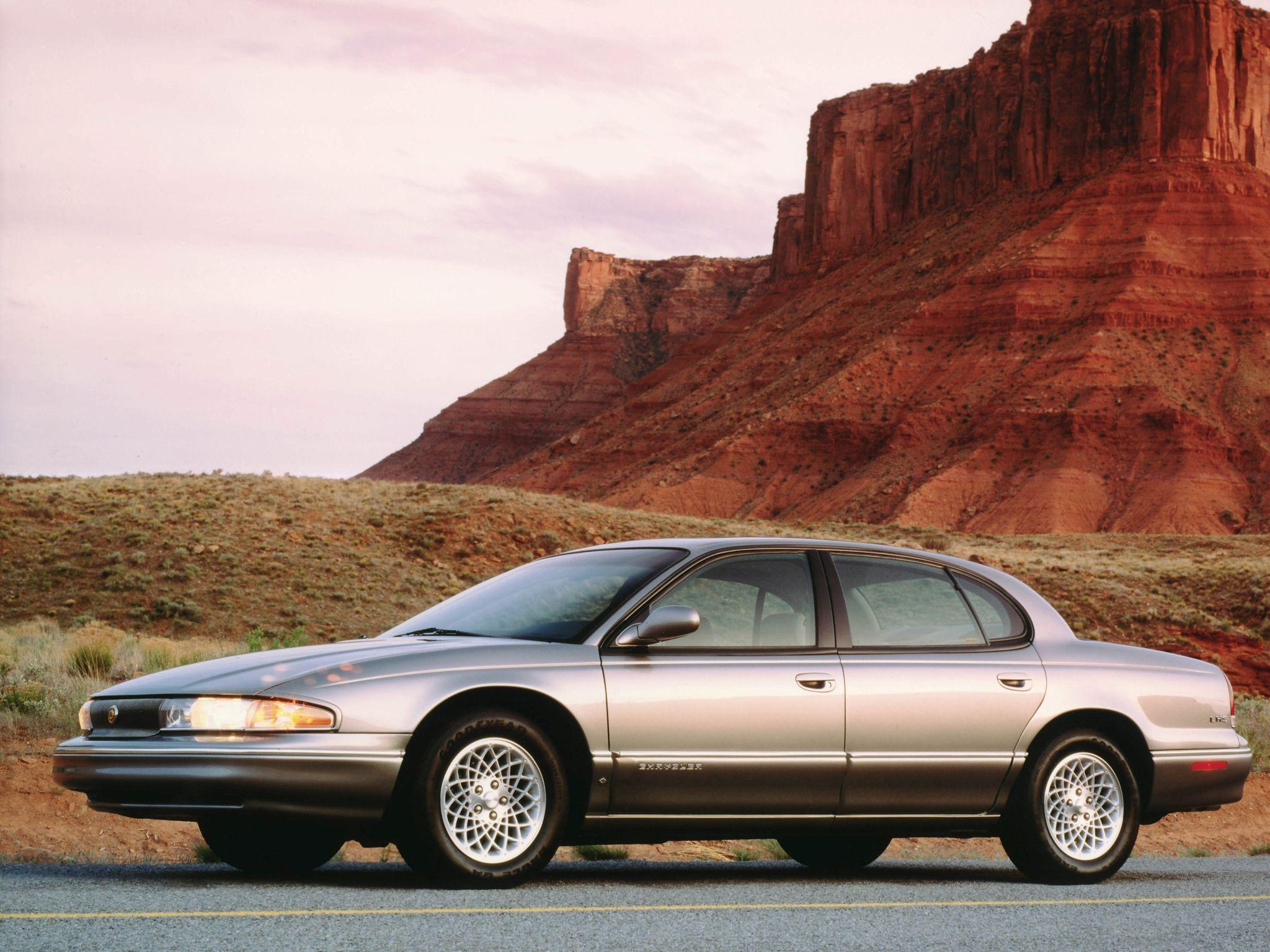 1993 Chrysler LHS Chrysler lhs, Mopar, Vehicles