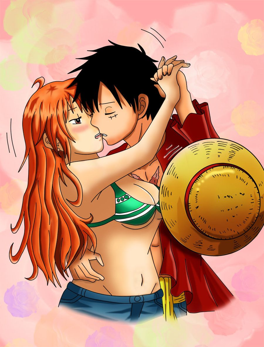Art fan luffy nami sexy