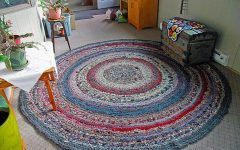 Rag Rug Crochet Pattern Crocheted Rugs 12 Page Booklet Sista Sue Craftsy