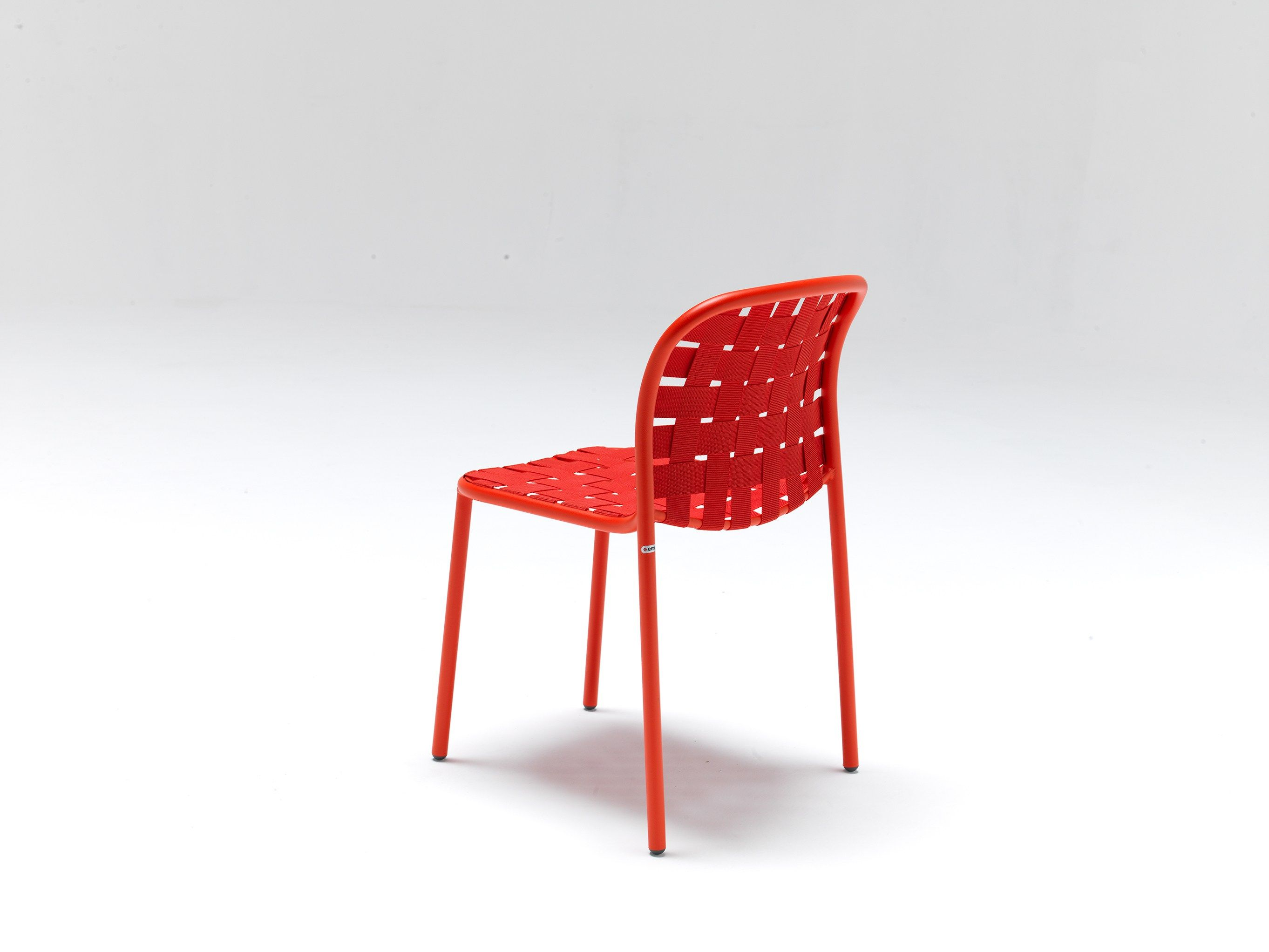 Stackable aluminium garden chair Yard Collection by EMU GROUP ...