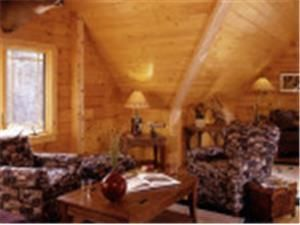 Http Www Discoververmontvacations Com Rentalsearch Cabin Cottage Camps Cambridge Wi Fi 464 Outdoors Theme Spacious Living Room Log Style