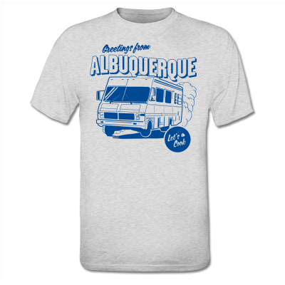 Greetings From Alburquerque T-Shirt