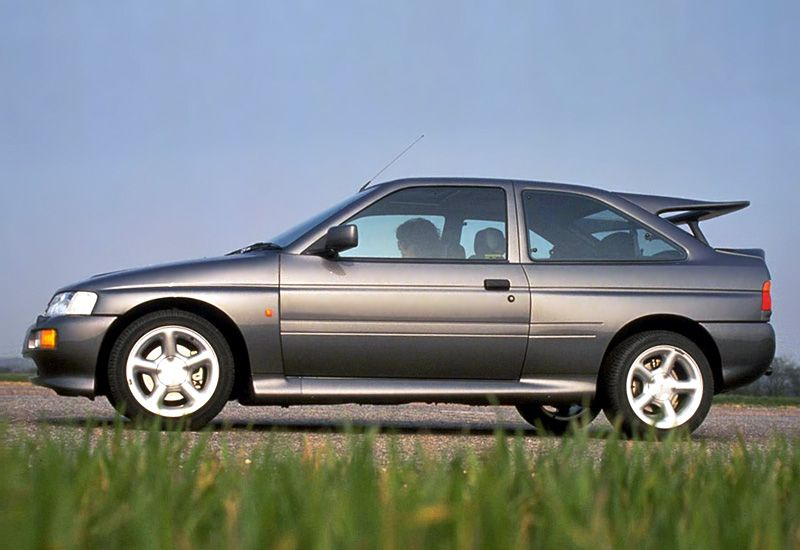 Ford Escort Rs Cosworth Strassenmodell Fast Ford S Pinterest